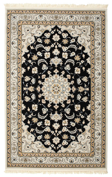 Nain Mahak Teppe 192X300 Orientalsk Lys Grå/Beige ( Tyrkia)