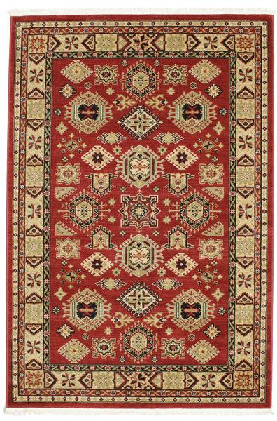 Shirvan Kazak Teppe 160X230 Moderne Mørk Rød ( Tyrkia)