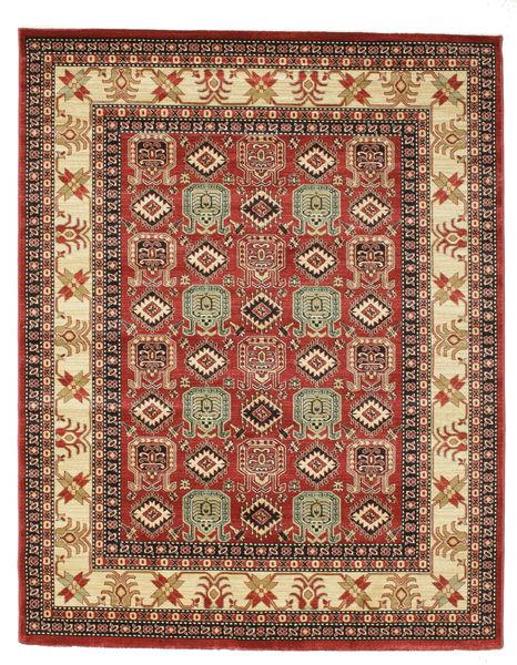 Kazak Simav Teppe 200X250 Orientalsk Mørk Rød/Mørk Brun ( Tyrkia)