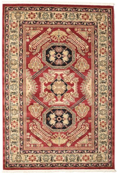 Kazak Mirvan Teppe 160X230 Orientalsk Mørk Rød/Rust ( Tyrkia)