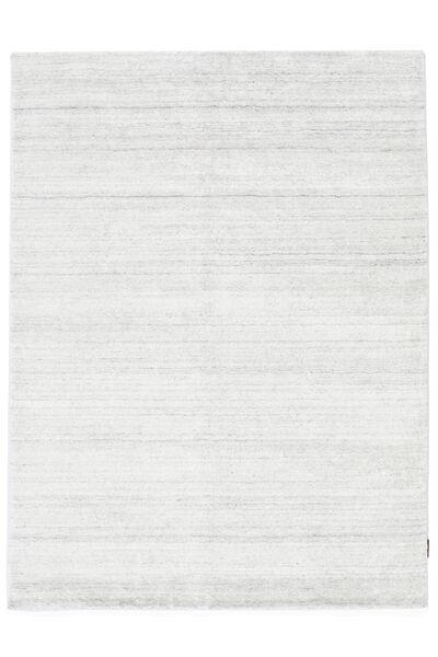Bamboo Silke Loom - Lys Natural Teppe 160X230 Moderne Beige ( India)
