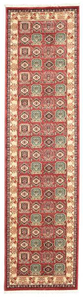 Kazak Simav Teppe 80X300 Orientalsk Teppeløpere Mørk Rød/Rust ( Tyrkia)