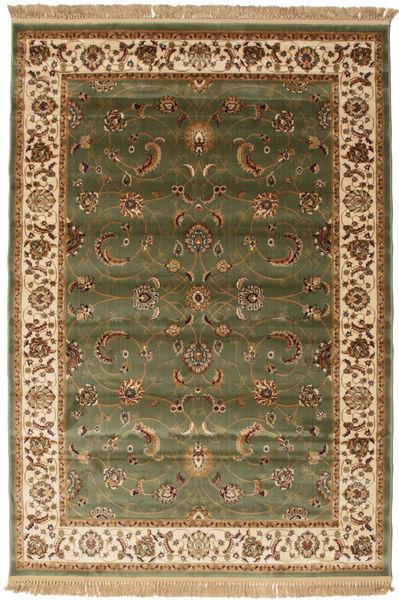 Sarina - Grønn Teppe 160X230 Moderne Mørk Grønn/Brun/Lysbrun ( Tyrkia)