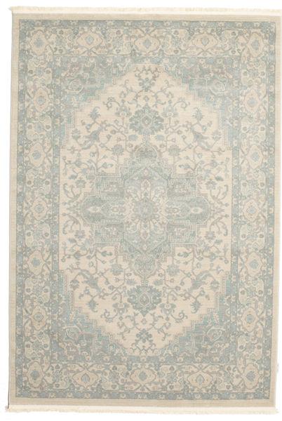 Ziegler Phoenix - Beige/Blå Teppe 160X230 Orientalsk Lys Grå/Beige ( Tyrkia)