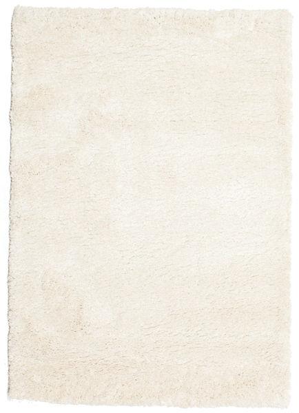 Shaggy Sadeh - Off White Teppe 120X170 Moderne Beige ( Tyrkia)