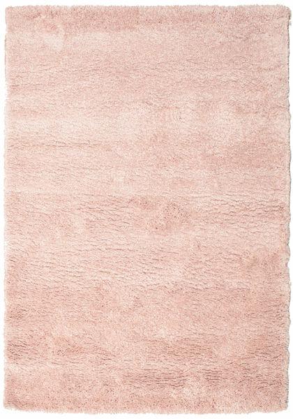 Shaggy Sadeh - Pink Teppe 140X200 Moderne Lyserosa ( Tyrkia)