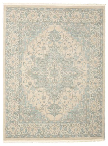 Ziegler Phoenix - Beige/Blå Teppe 200X250 Orientalsk Lys Grå/Beige ( Tyrkia)