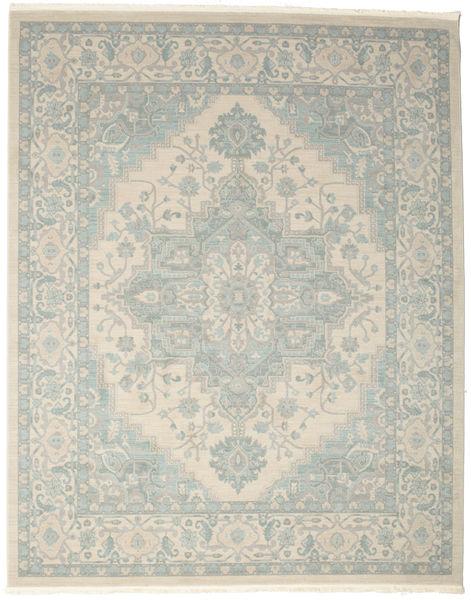 Ziegler Phoenix - Beige/Blå Teppe 250X300 Orientalsk Lys Grå/Beige Stort ( Tyrkia)