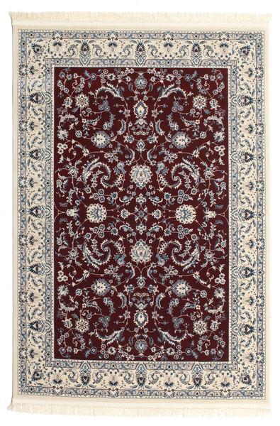 Nain Florentine - Mørk Rød Teppe 200X300 Orientalsk Beige/Lys Grå/Mørk Brun ( Tyrkia)