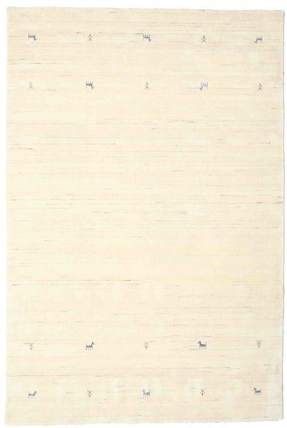 Gabbeh Loom Two Lines - Off White Teppe 190X290 Moderne Beige/Hvit/Creme (Ull, India)