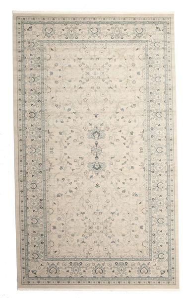 Ziegler Michigan - Grønn/Beige Teppe 400X600 Orientalsk Lys Grå/Beige Stort ( Tyrkia)