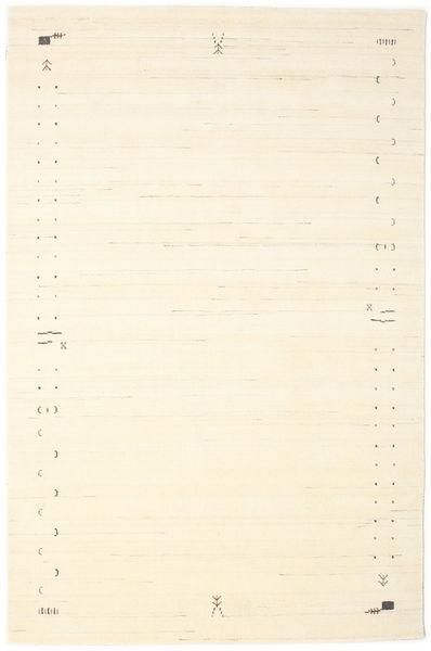 Gabbeh Loom Frame - Off White Teppe 190X290 Moderne Beige/Hvit/Creme (Ull, India)