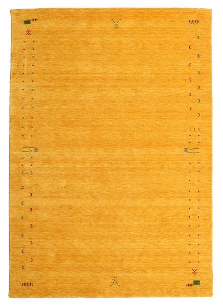 Gabbeh Loom Frame - Gul Teppe 190X290 Moderne Gul/Orange (Ull, India)