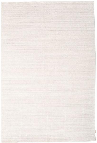 Bamboo Silke Loom - Beige Teppe 250X350 Moderne Hvit/Creme/Beige Stort ( India)
