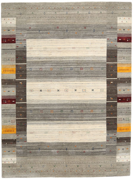Loribaf Loom Designer Teppe 210X290 Moderne Lys Grå/Beige (Ull, India)