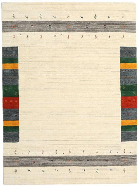 Loribaf Loom Designer - Beige Teppe 210X290 Moderne Beige/Mørk Beige (Ull, India)