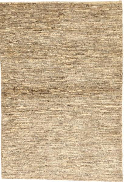 Gabbeh Persia Teppe 103X154 Ekte Moderne Håndknyttet Beige/Mørk Beige/Lysbrun (Ull, Persia/Iran)