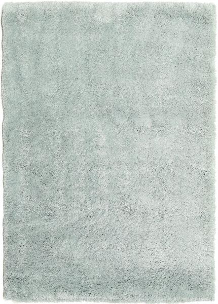 Shaggy Sadeh - Mint Teppe 160X230 Moderne Lys Grå/Turkis Blå ( Tyrkia)