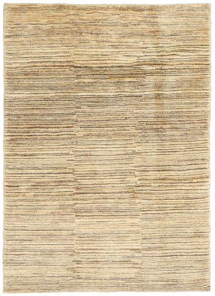 Gabbeh Persia Teppe 100X140 Ekte Moderne Håndknyttet Beige/Lysbrun/Mørk Beige (Ull, Persia/Iran)