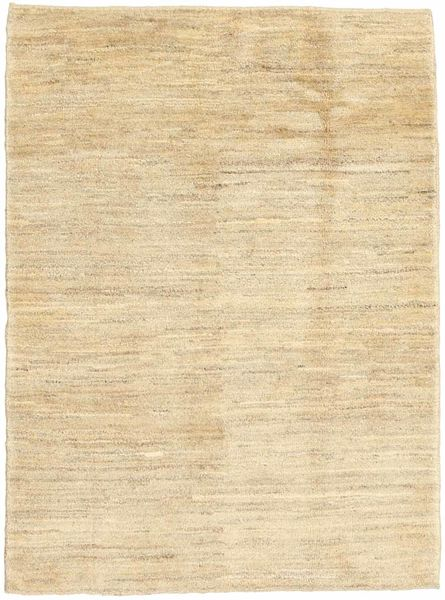 Gabbeh Persia Teppe 102X136 Ekte Moderne Håndknyttet Beige/Lysbrun (Ull, Persia/Iran)