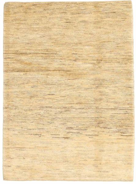 Gabbeh Persia Teppe 105X143 Ekte Moderne Håndknyttet Mørk Beige/Beige/Lysbrun (Ull, Persia/Iran)