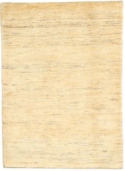 Gabbeh Persia Teppe 106X148 Ekte Moderne Håndknyttet Beige/Mørk Beige (Ull, Persia/Iran)