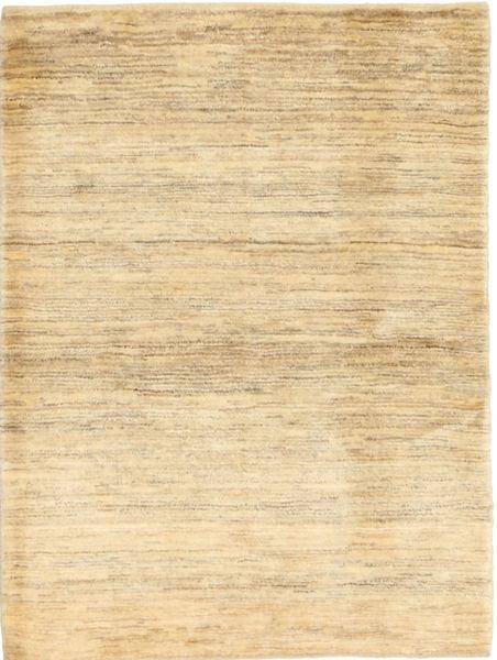 Gabbeh Persia Teppe 107X140 Ekte Moderne Håndknyttet Beige/Lysbrun (Ull, Persia/Iran)