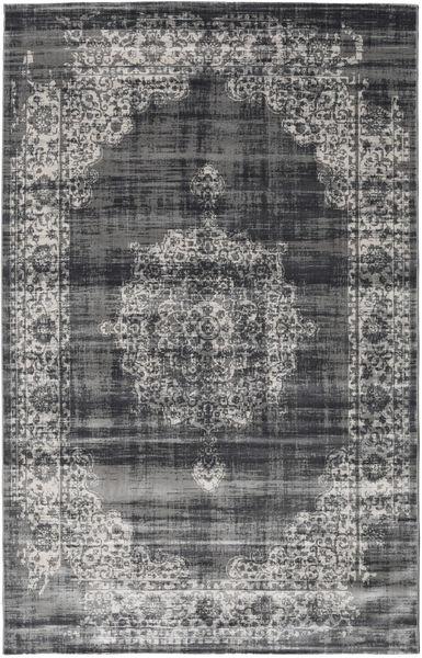 Jinder - Anthracite/Lys Grå Teppe 200X300 Moderne Mørk Grå/Lys Grå ( Tyrkia)