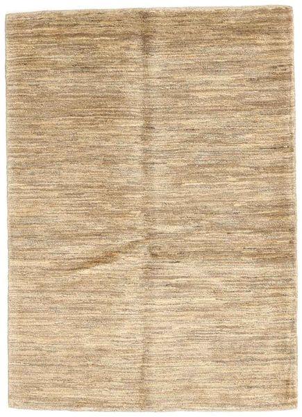 Gabbeh Persia Teppe 105X146 Ekte Moderne Håndknyttet Beige/Mørk Beige/Lysbrun (Ull, Persia/Iran)