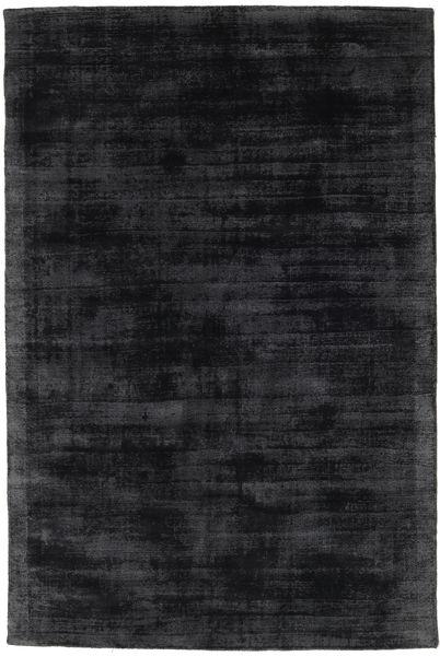 Tribeca - Charcoal Teppe 120X180 Moderne Mørk Grå ( India)