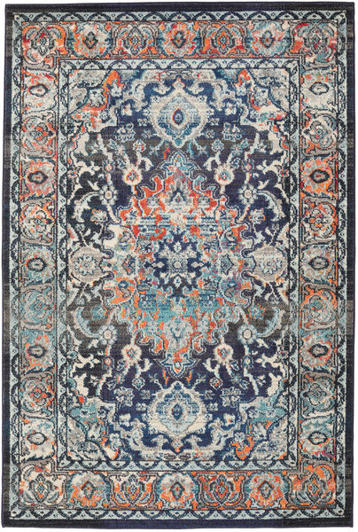 Elnath Teppe 160X230 Moderne Mørk Grå/Lys Grå ( Tyrkia)