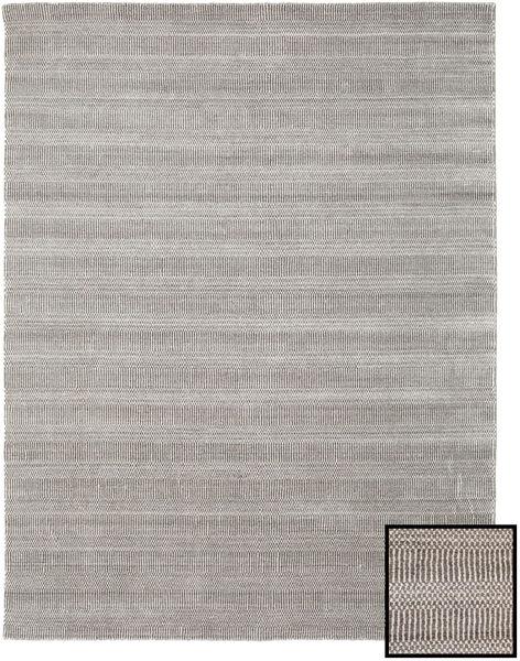 Bamboo Grass - Beige Teppe 190X240 Moderne Lys Grå (Ull/Bambus Silke, Tyrkia)