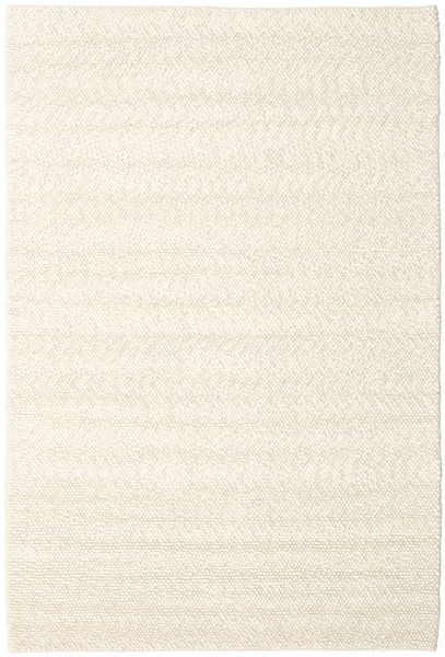Bubbles - Natural Vit Teppe 200X300 Moderne Beige (Ull, India)