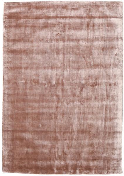 Broadway - Dusty Rose Teppe 160X230 Moderne Lyserosa/Mørk Rød ( India)