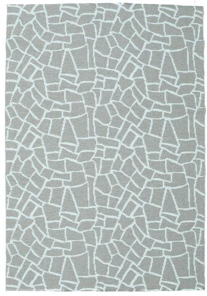 Utendørsteppe Terrazzo - Grønn/Mint Teppe 150X210 Moderne Turkis Blå/Lys Blå ( Sverige )