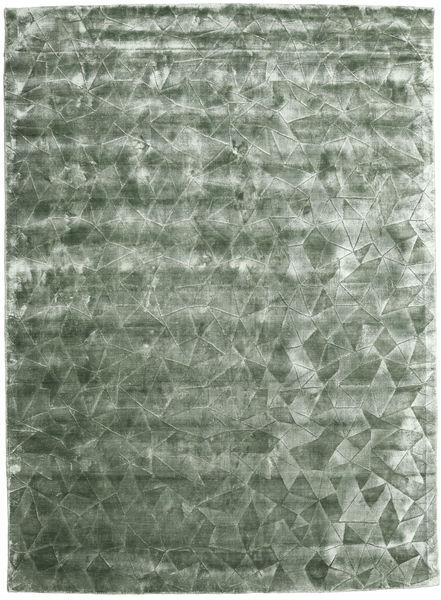Crystal - Frosty Green Teppe 210X290 Moderne Turkis Blå/Mørk Grå ( India)