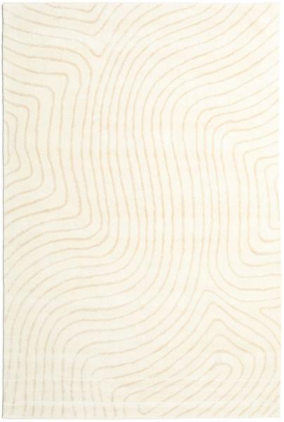 Woodyland - Beige Teppe 200X300 Moderne Beige/Hvit/Creme (Ull, India)