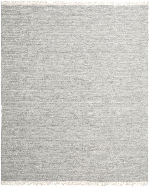 Melange - Grå Teppe 250X300 Ekte Moderne Håndvevd Lys Grå Stort (Ull, India)