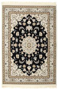 Nain Mahak Teppe 160X230 Orientalsk Lys Grå/Beige ( Tyrkia)