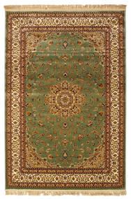 Nahal - Grønn Teppe 160X230 Moderne Brun/Mørk Beige ( Tyrkia)