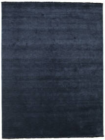 Handloom Fringes - Mørk Blå Teppe 250X300 Moderne Mørk Blå/Blå Stort (Ull, India)