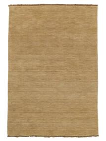 Handloom Fringes - Beige Teppe 80X120 Moderne Mørk Beige/Lysbrun (Ull, India)