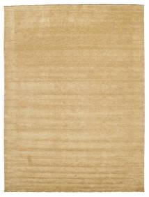 Handloom Fringes - Beige Teppe 300X400 Moderne Mørk Beige/Lysbrun Stort (Ull, India)
