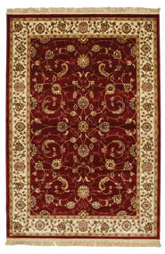 Sarina - Rust Teppe 160X230 Moderne Rød/Brun ( Tyrkia)