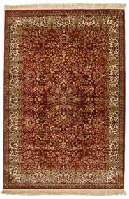 Kerman Diba - Rød Teppe 160X230 Moderne Mørk Brun/Brun ( Tyrkia)