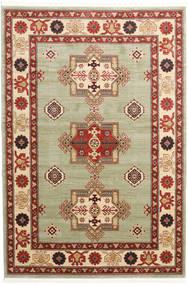 Marivan Kazak Teppe 160X230 Moderne Mørk Rød/Lysgrønn ( Tyrkia)