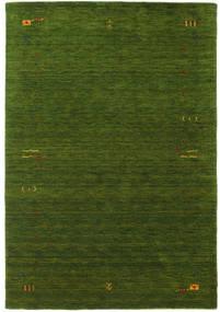 Gabbeh Loom Frame - Grønn Teppe 160X230 Moderne Mørk Grønn (Ull, India)