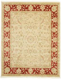 Farahan Ziegler - Beige/Rød Teppe 200X250 Orientalsk Beige/Gul ( Tyrkia)