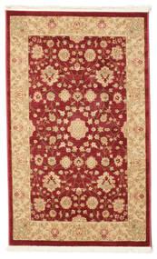 Farahan Ziegler - Rød Teppe 100X160 Orientalsk Mørk Rød/Mørk Beige ( Tyrkia)