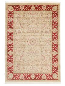 Farahan Ziegler - Beige/Rød Teppe 160X230 Orientalsk Beige/Mørk Beige ( Tyrkia)